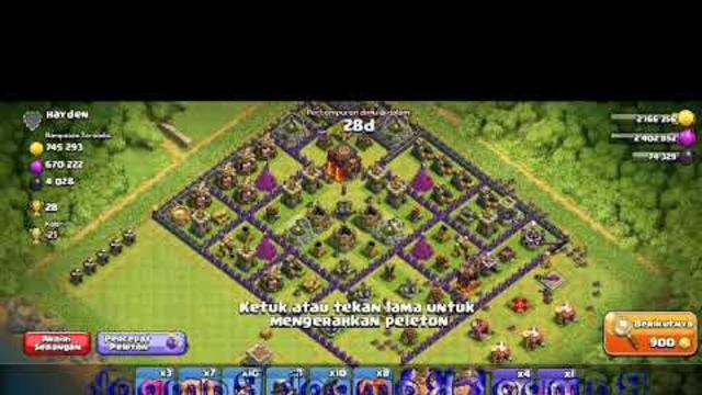Clash Off clans