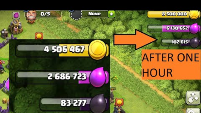 Clash of Clans - Farming Resources (Fixing rushed SH 10 #1)