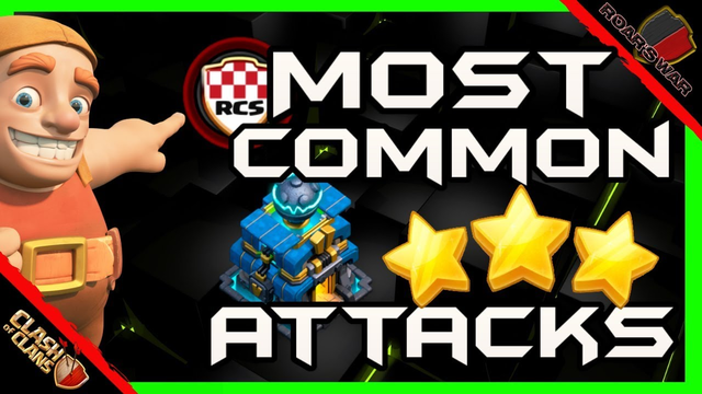 Most Common TH12 Attacks | Clash of Clans