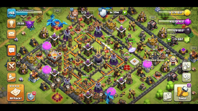 Clash of Clans[Live Saturday]Need any advice?