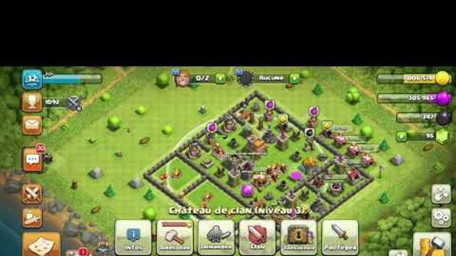 Mon village Clash of clans