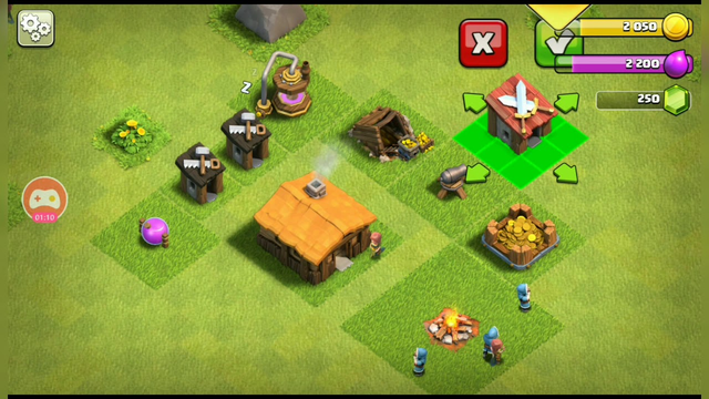 HEADING TOWARDS TOWNHALL 1 | KHUSH PANCHAL | CLASH OF CLANS |