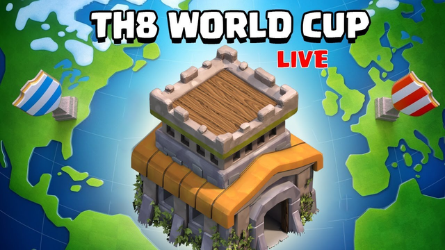 TH8 World Cup | Clash of Clans