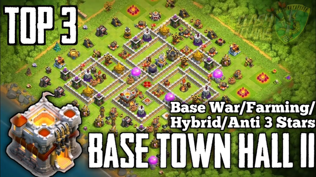 Base War Th 11 Anti Udara Dan Darat 6