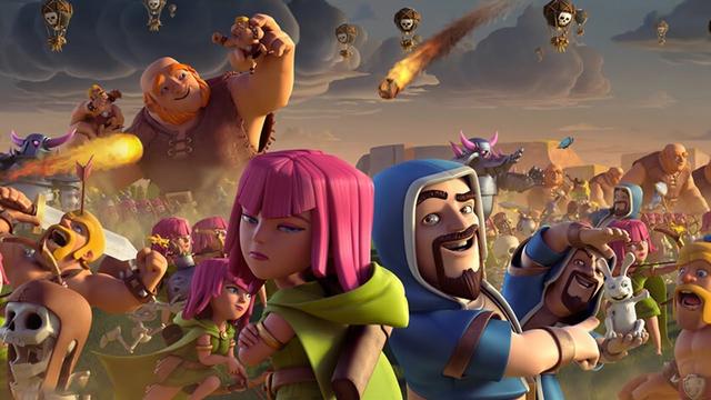 Clash Of Clans HD Stream | Wrath Of Dragons