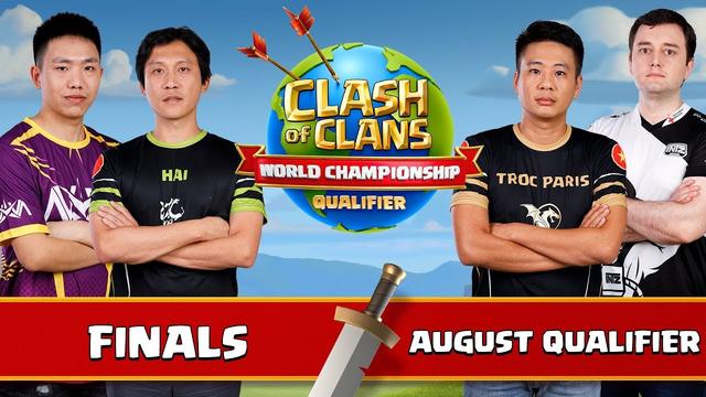 World Championship - August Qualifier - Finals - Clash of Clans