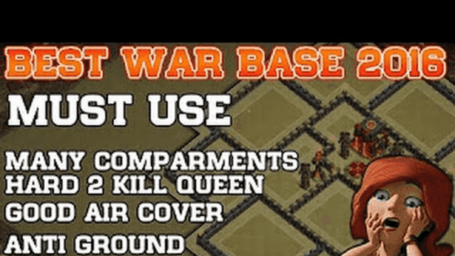 Clash of Clans - MUST SEE! Anti 3 Star Town Hall 10 (TH10) War Base - 2016