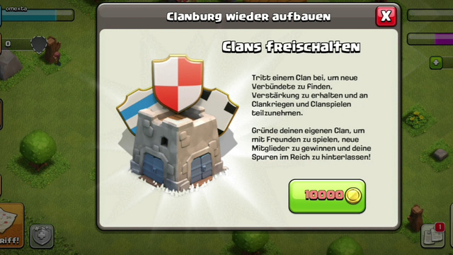 Clash of clans #1 townhall 2