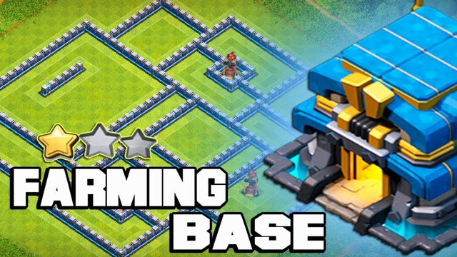 BEST NEW TH12 FARMING BASE 2019! *WITH LINK* - Town Hall 12 - Clash of Clans - COC - Anti 2 Star