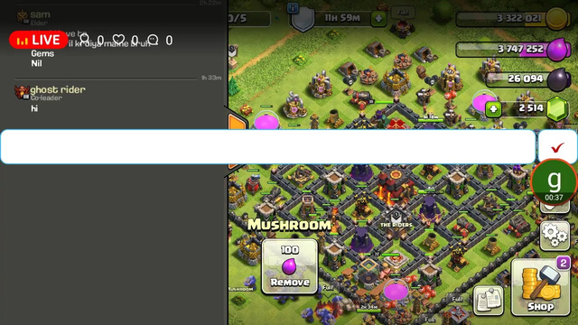 clash of clans th 10 rush ideas