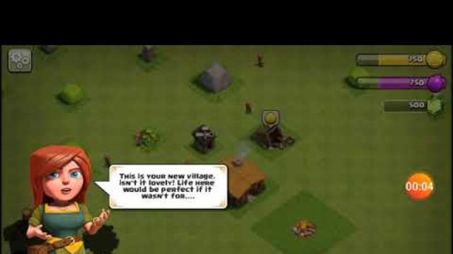 FOR NEW PLAYER IN COC TOWNHALL1 TO 2