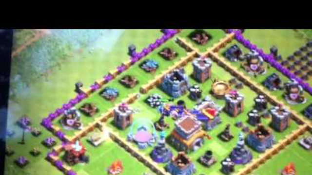 Clash of Clans P.E.K.K.A fail