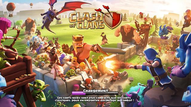 Clash of clans 3 attaques
