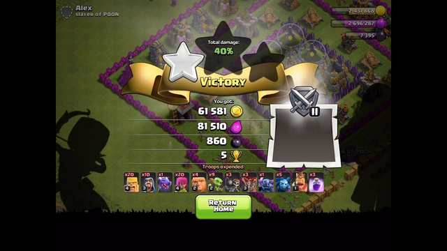 Clash of clans How to MAX your Town Hall 1 To 11!!!!