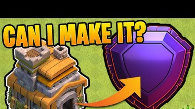Can I Push a TH7 to LEGENDS?! - Clash of Clans
