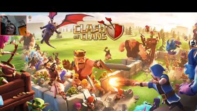 Clash of clans free to play town hall 5 AND town hall 2 gameplay