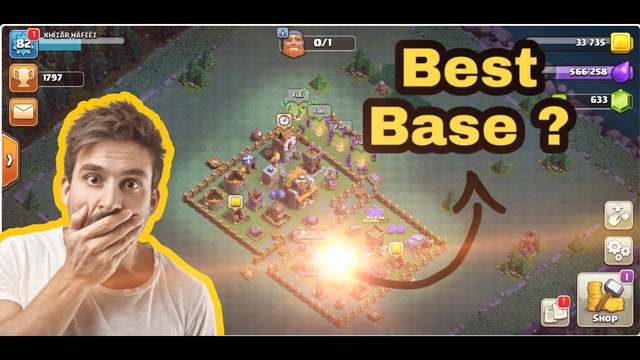 How This Is The Best Layout TH5 | Clash Of Clans