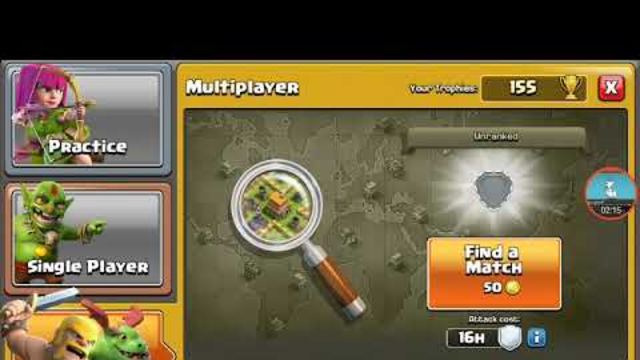 """Clash of clans gameplay part 4 """"We got giants and town hall 3 is coming"""""""