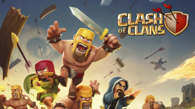 Clash of clans Mini-max town hall 5 free to play