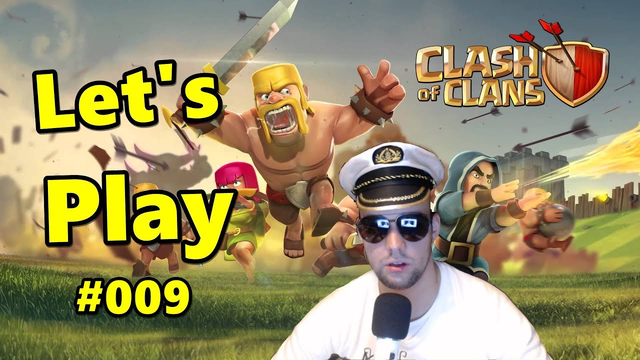 Town Hall 6 ! - Let's Play Clash of Clans Episode #009