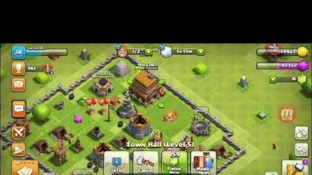 Clash of clans.town hall 6 coming soon