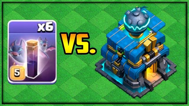 MAX Bats vs. MAX Town Hall 12 - Clash of Clans