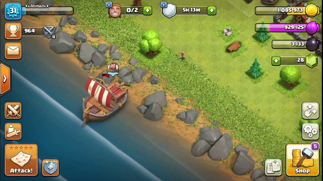 La yari clash of clans