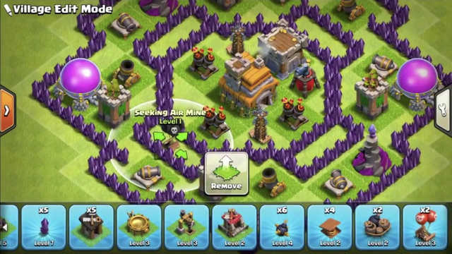 clash of clans best base for town hall 7 2019