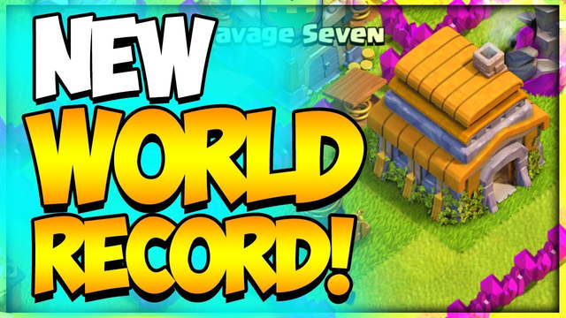 NEW World Record Town Hall 6 in TITAN 1 in Clash of Clans | How He Did It?!