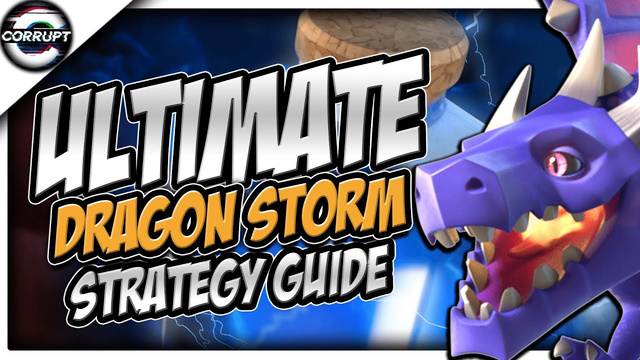 TH10 Dragon Storm Guide - NEW TH10 Attack Strategy | Clash of Clans
