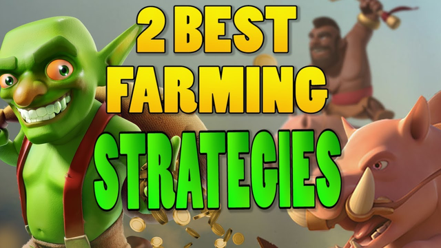 2 Best Farming Strategies in Clash of Clans...PERIOD!