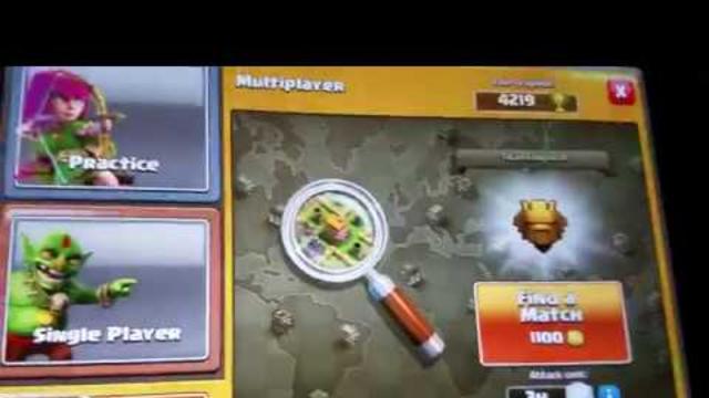 clash of clans bat attack guaranteed star(s)