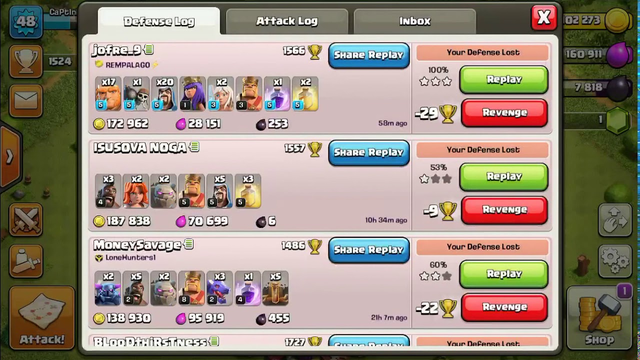 Clash of clans th7 ep1