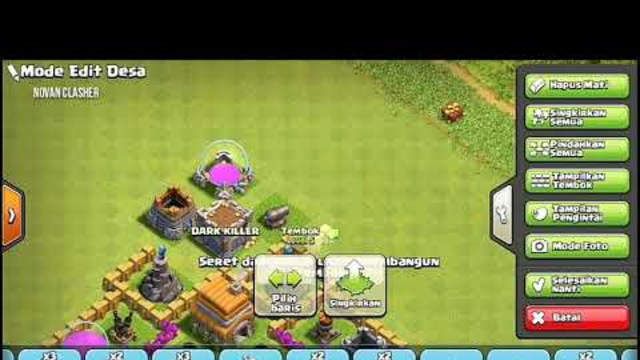 Salinan dari Base COC TH 6 Anti 3 Bintang