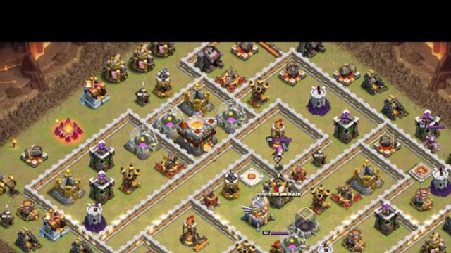 TH11 PEKKA Bowler Bat War Attack Strategy Clash of Clans