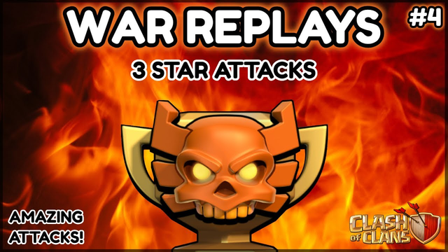 *WarHunters vs Wire Wolves* New TH12 Attack Strategies - Clash of Clans - #3 (Part 2)