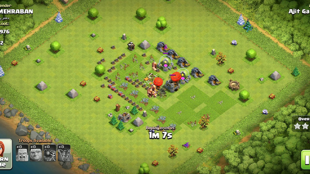 #Clash_of_Clans #top_attack_of_clash_of_clans New Top Attack of clash of clans2019 Ajit gaikwad