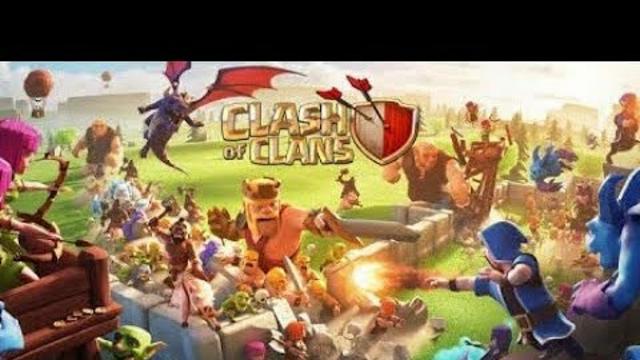 Clash of Clans Dymy #3