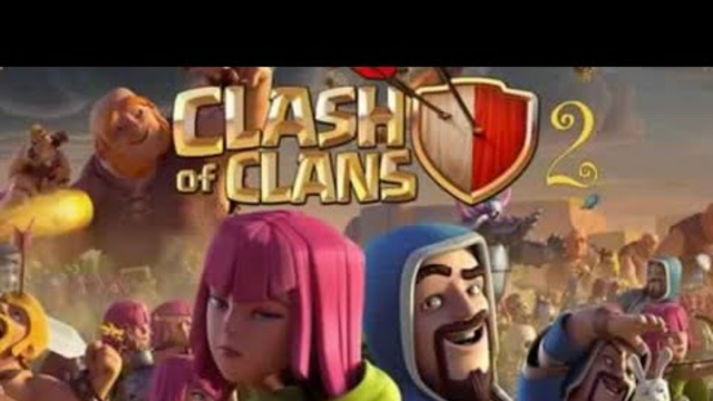 Upcoming clash of clans 2 mobile game