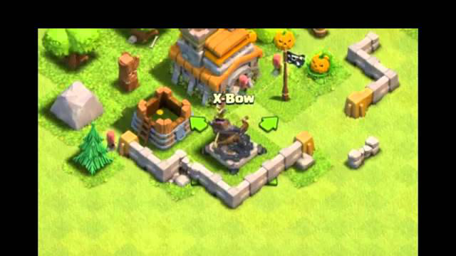 New Clash of Clans Unit - The X-Bow