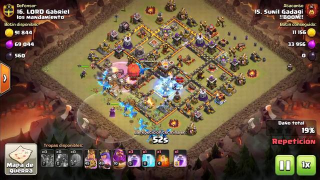Base War Th 11 Unik 8
