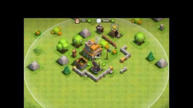 Clash of clans Xbow