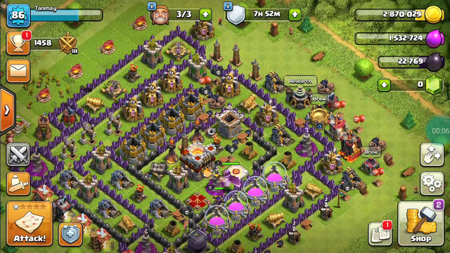 How to make clan in coc