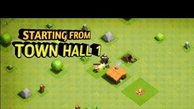 Clash Of Clans Th 1 (EP 1)
