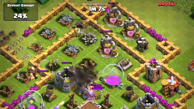 Clash of Clans - New level 3 P.E.K.K.A
