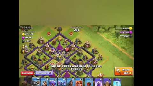 Some thing new clash of clans