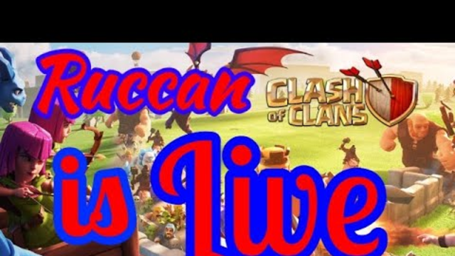 Clash of clans Live     COC    R.G.O   
