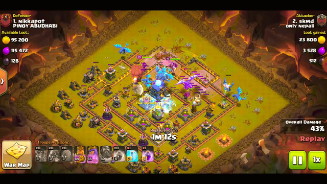 MAX TH12 GAMEPLAY - Clash of Clans Town Hall 12 Attacks | New CoC Troop Electro Dragon & Balloon