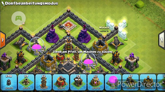 How to make A trophie Farm Base #Clash of Clans