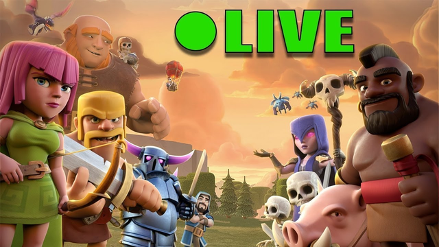 Clash Of Clans PRO PLAYER